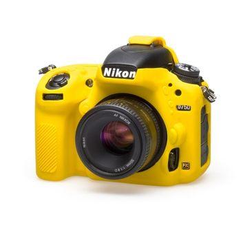 easycover-nikon-d750-carcasa-protectie-galben-48170-600