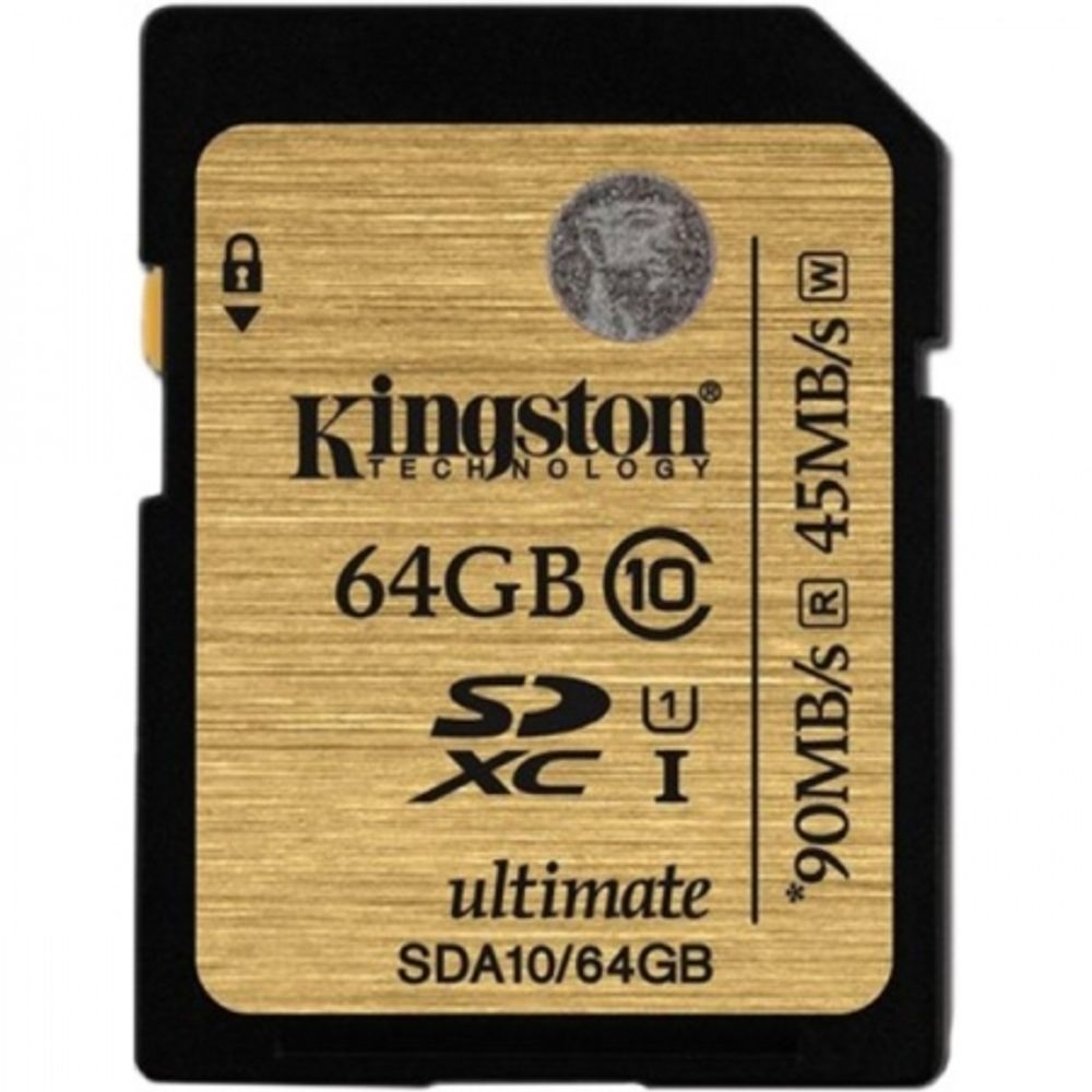 kingston-sdhc-ultimate-64gb--class-10-uhs-i-90mb-s-read-45mb-s-write-flash-card-49380-753