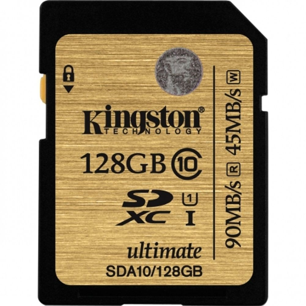 kingston-sdhc-ultimate-128gb--class-10-uhs-i-90mb-s-read-45mb-s-write-flash-card-49381-908