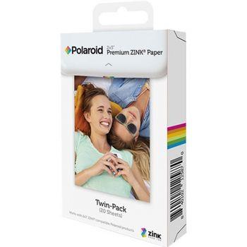 polaroid-instant-zink-premium-hartie-foto-20-bucati-2x3---pentru-polaroid-z2300-52420-977