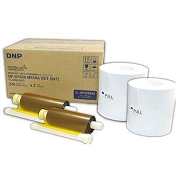 dnp-5x7---set-hartie-tonner-13x18cm--2-role-x-230--pentru-ds620-53694-727