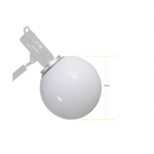 kathay-soft-box-ball-glob-transparent-40cm--montura-bowens-51571-473