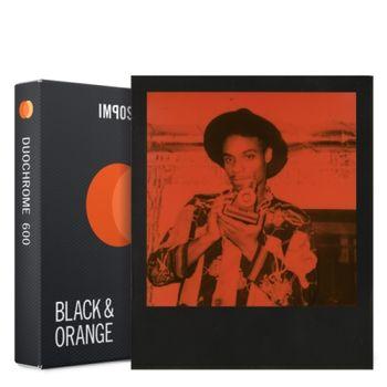 impossible-duochrome-film-instant-negru---portocaliu-pentru-polaroid-600-55593-356