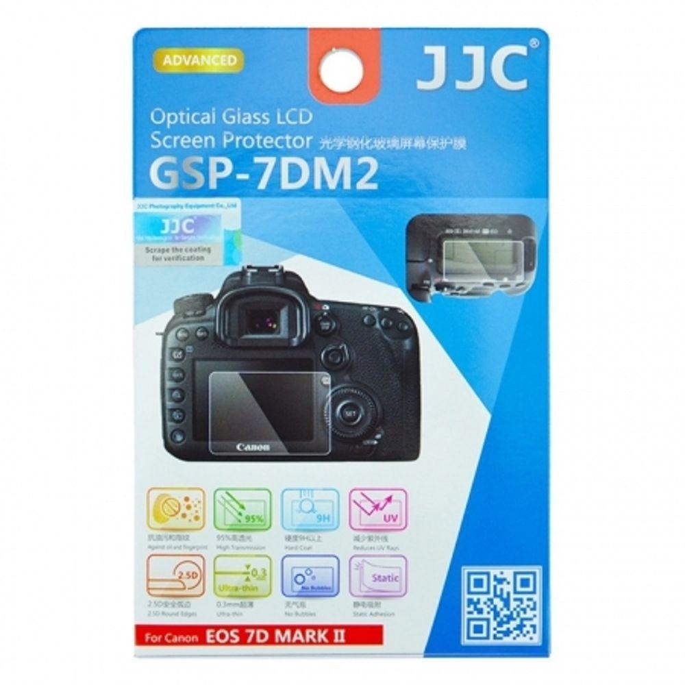 jjc-folie-protectie-ecran-sticla-optica-pentru-canon-eos-7d-mark-ii-56510-704