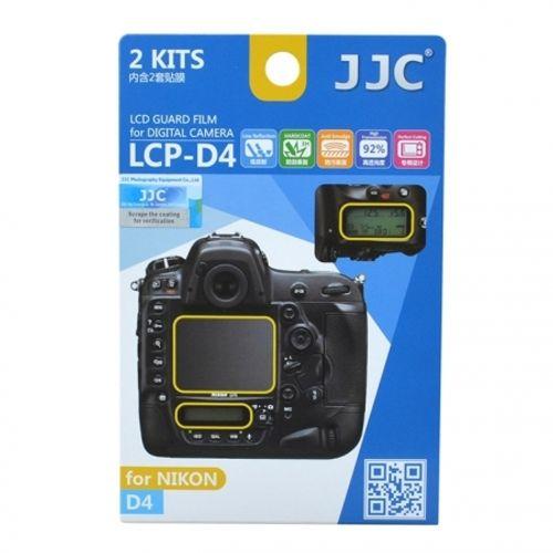 jjc-folie-protectie-lcd-pentru-nikon-d4--2-buc--56550-136