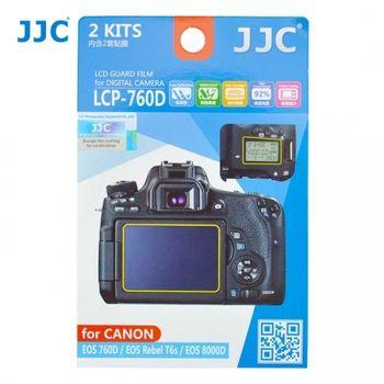 jjc-folie-protectie-lcd-pentru-canon-eos-760d--2-buc--56563-290