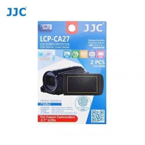 jjc-folie-protectie-lcd-pentru-camere-video-canon--2-7----2-buc--56571-342