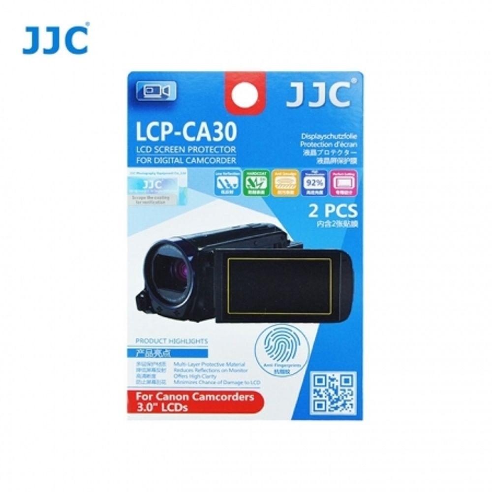 jjc-folie-protectie-lcd-pentru-camere-video-canon--3-0----2-buc--56572-352
