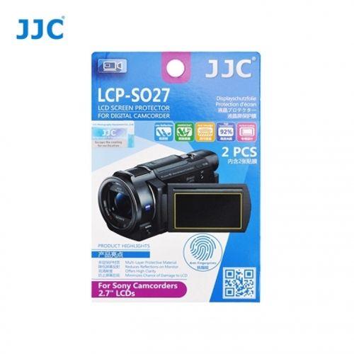 jjc-folie-protectie-lcd-pentru-camere-video-sony--2-7----2-buc--56582-747