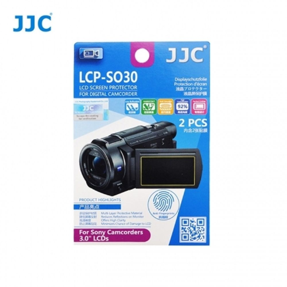 jjc-folie-protectie-lcd-pentru-camere-video-sony--3-0----2-buc--56583-880