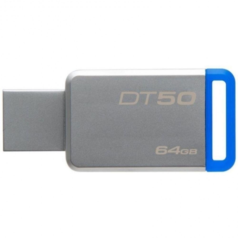 kingston-datatraveler-50-64gb--usb-3-0--metal--albastru--58634-775