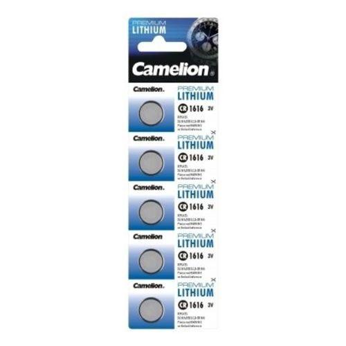 camelion-baterie-litiu--cr1616--3v--blister-5-buc--59300-232