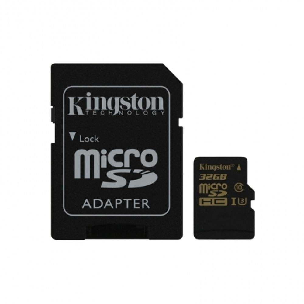 kingston-gold-microsdhc-card-32gb--clasa-uhs-i-u3--90r-45w-adaptor-sd-60005-80