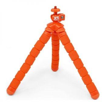 xsories-bendy-minitrepied-flexibil--portocaliu-60152-429
