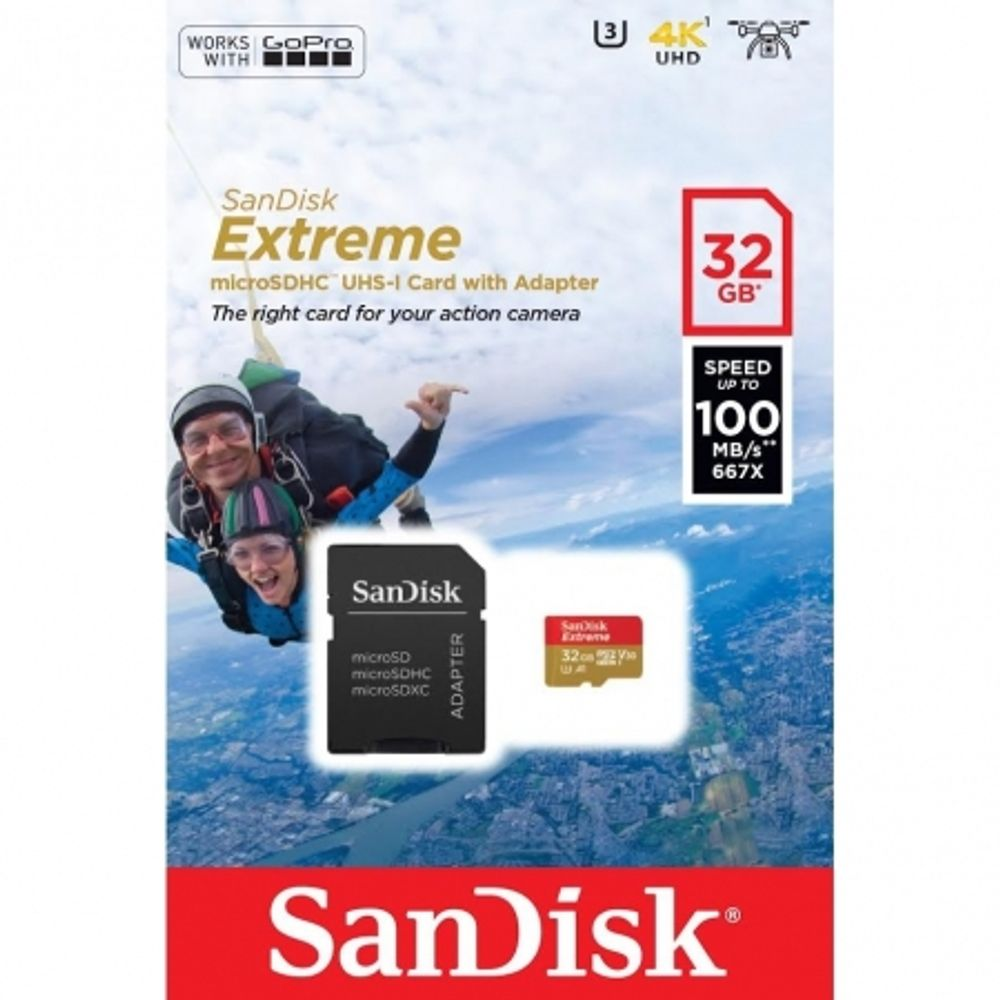 sandisk-extreme-pro-microsd-32gb-uhs-i--100mb-s--667-x---video--viteza---v30---c10---u3-adaptor-sd-62415-149