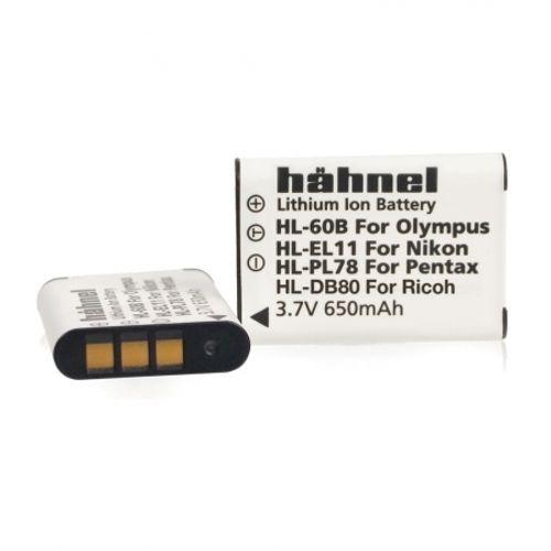 hahnel-hl-pl78-acumulator-li-ion-tip-pentax-d-li78--3-7v-650mah-62966-781