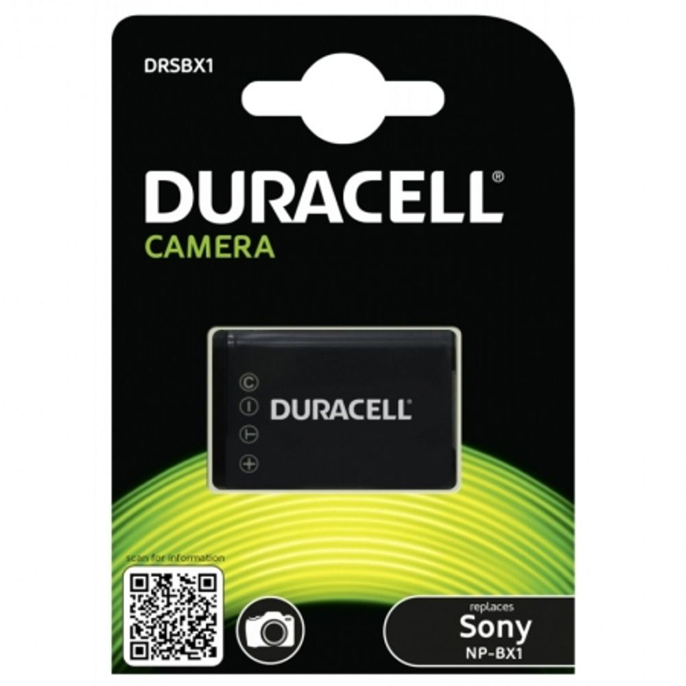 duracell-drsbx1-acumulator-replace-li-ion-akku-tip-sony-np-bx1--1090-mah-63762-653