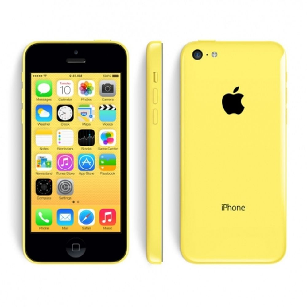 telefon-mobil-apple-iphone-5c--32gb--galben-29537