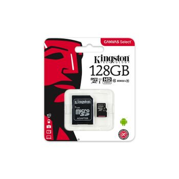 kingston-128gb-microsdxc-canvas-select-80r-cl10-uhs-i-adaptor-sd-68250-2-613
