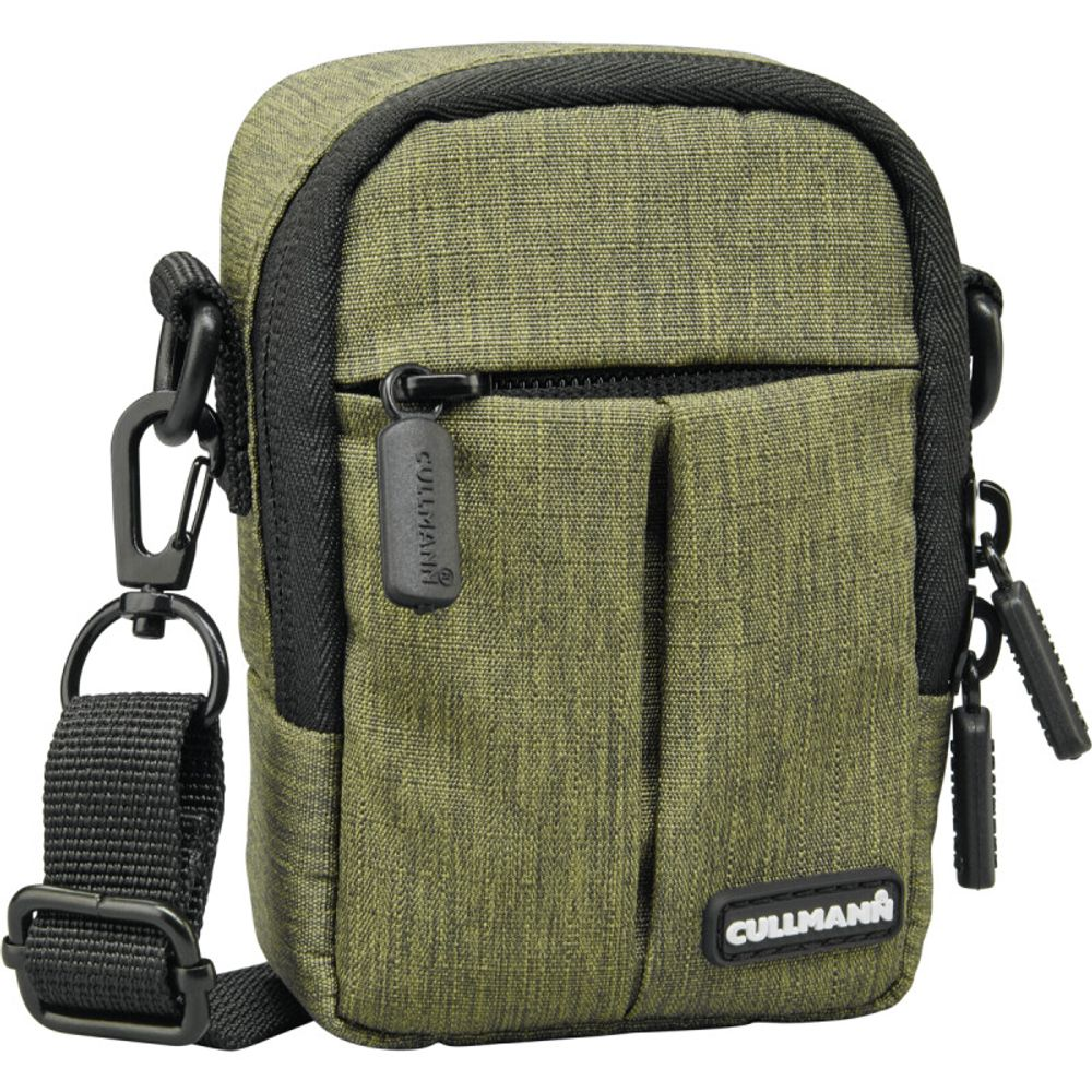 cullmann-malaga-compact-300-green-camera-bag