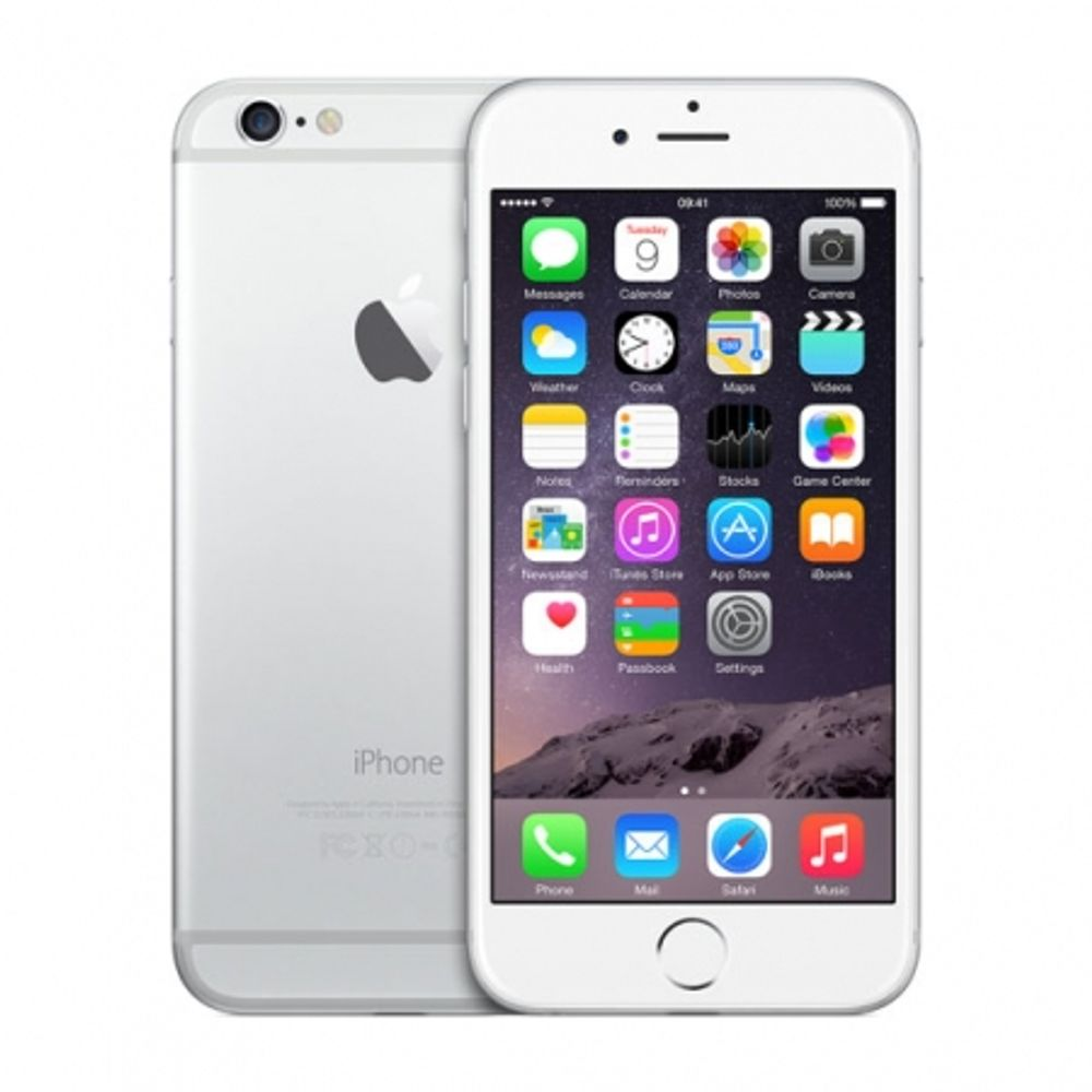 apple-iphone-6-4-7-quot--ips--a8-64bit--16gb-silver-36966