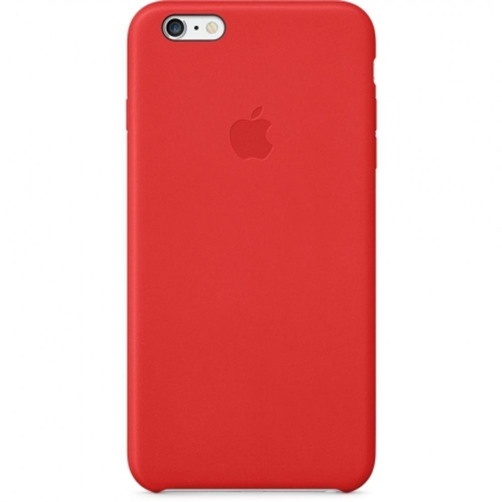 apple-husa-capac-spate-piele-pentru-iphone-6-plus-rosu-40460-706
