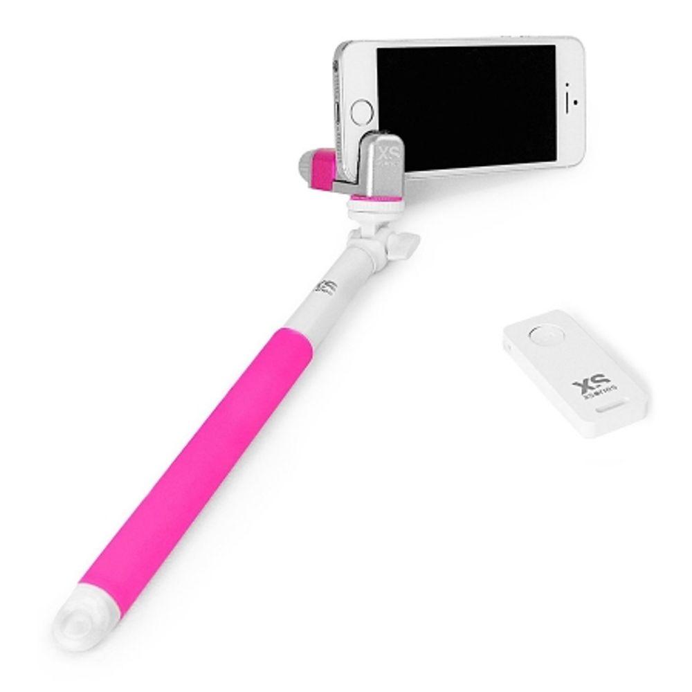 xsories-me-shot-deluxe-2-0-selfie-stick-93cm-cu-telecomanda--roz-alb-42493-572
