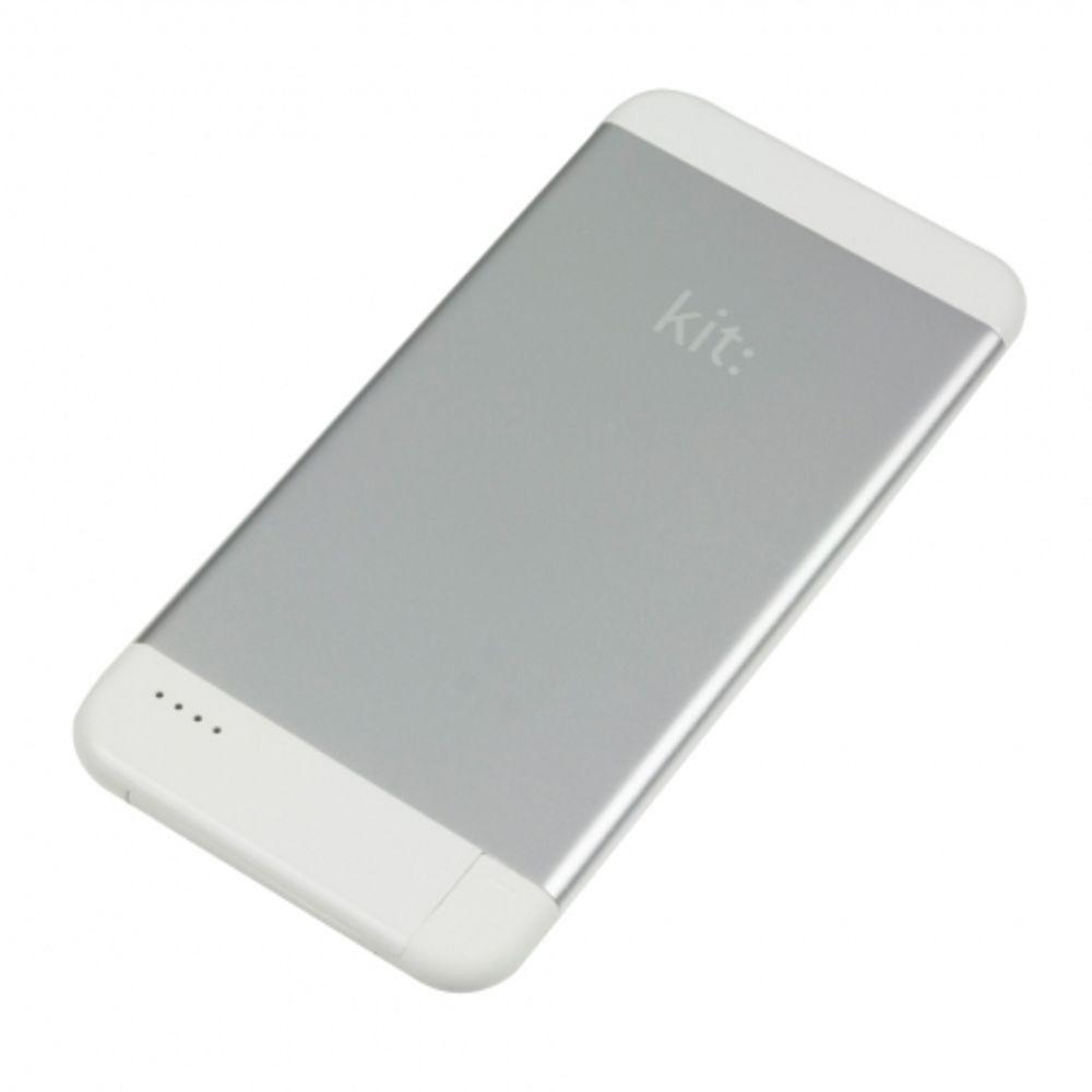 kit-pwrip6-incarcator-portabil-cu-mufa-apple-lightning-mfi-4100mah-argintiu-44652-323