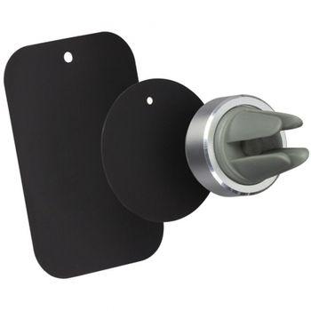 kit-holventmsl-suport-auto-telefon-magnetic--prindere-de-orificiul-de-aerisire--argintiu-47441-59