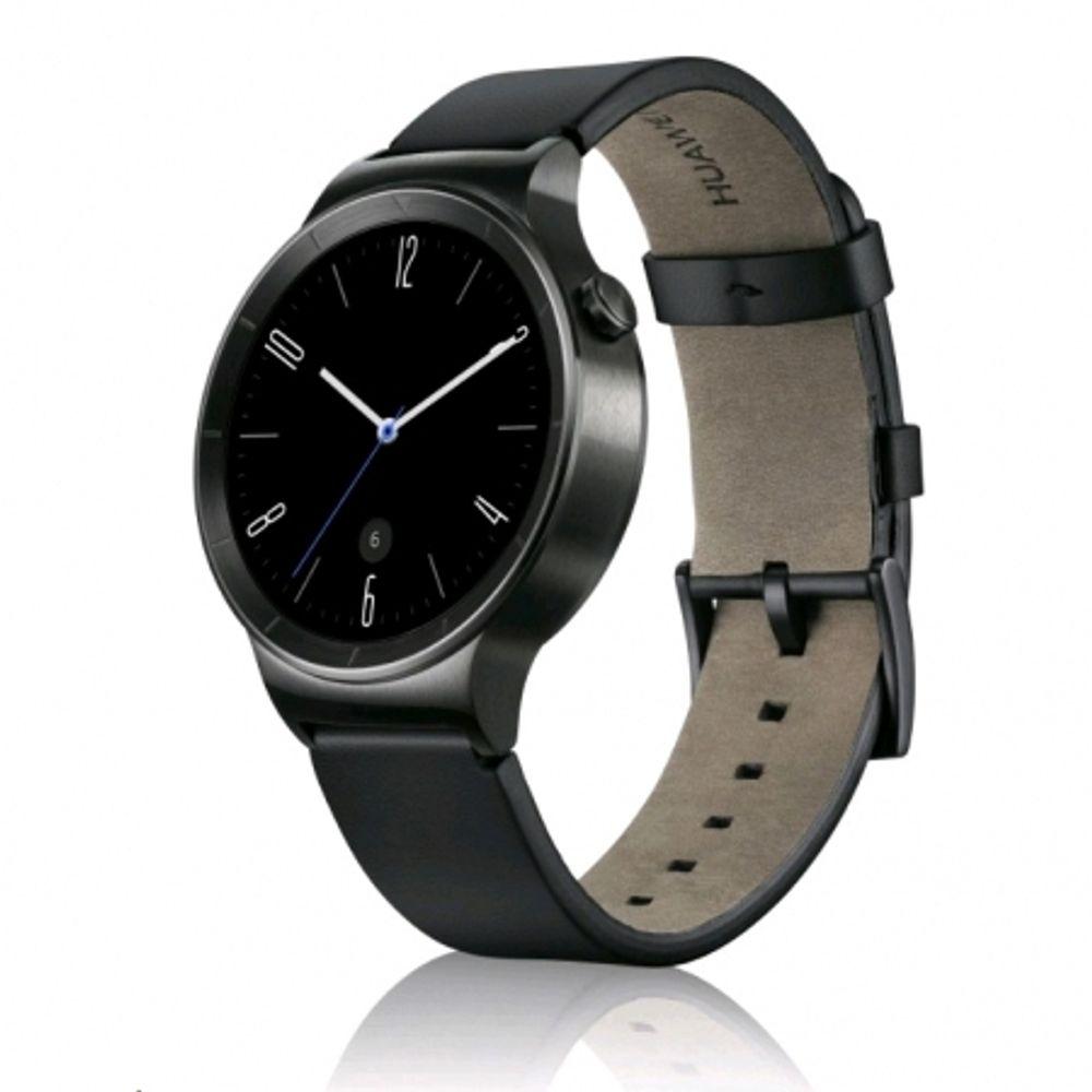 huawei-w1-smartwatch-42mm-curea-de-piele--negru-47599-806