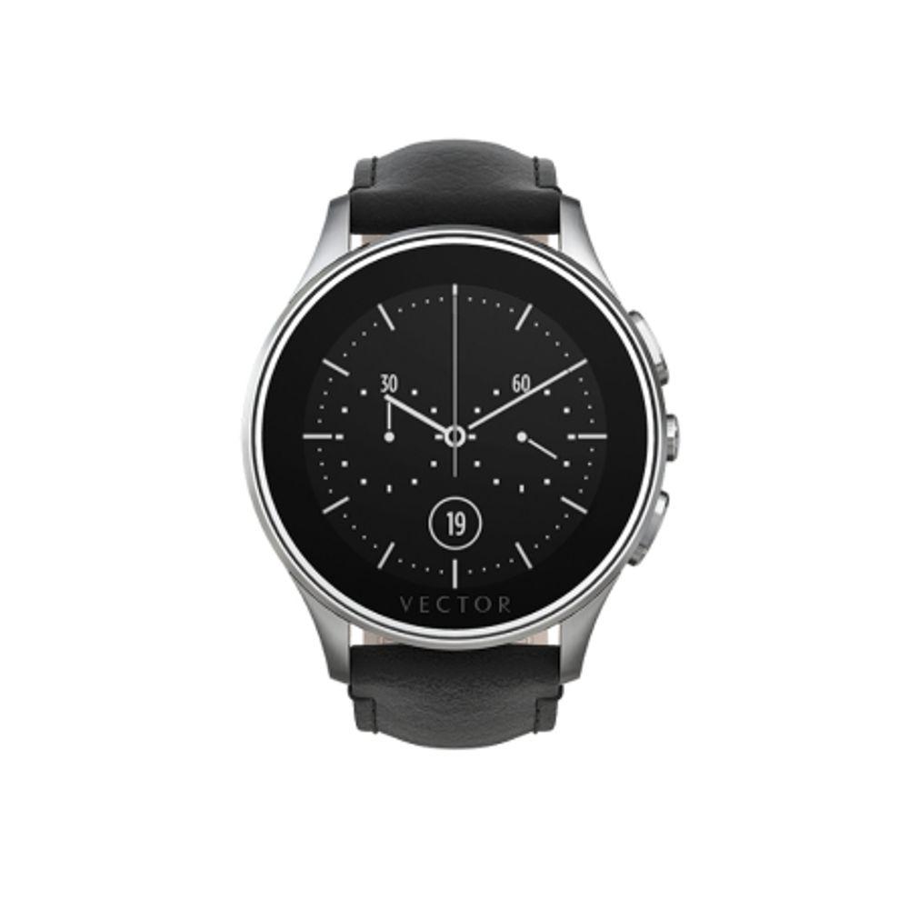 vector-luna-carcasa-argintie--curea-de-piele-neagra--slim-fit-48065-355