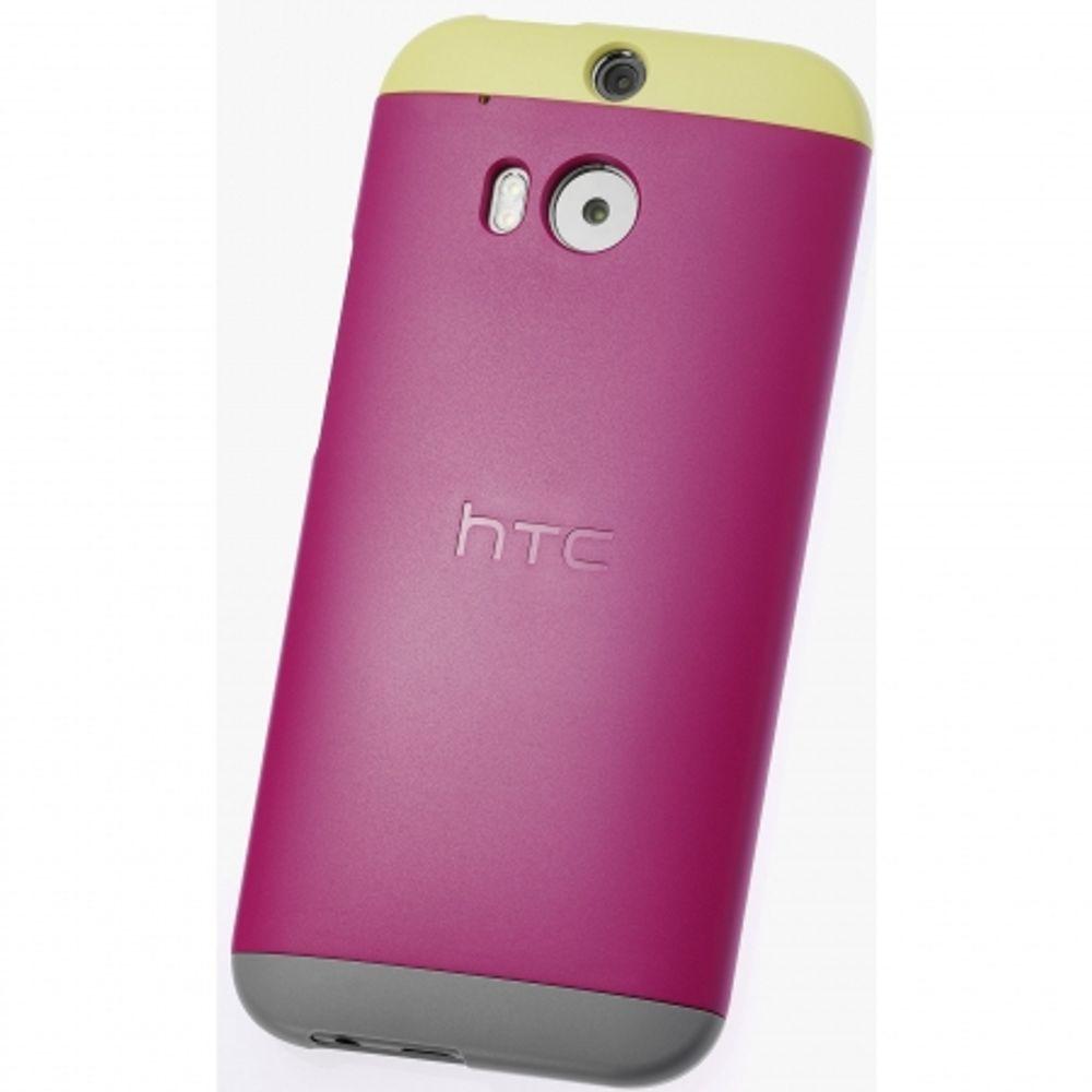 htc-hc-c940-husa-rigida-double-dip-pentru-htc-one-m8-roz-48491-337
