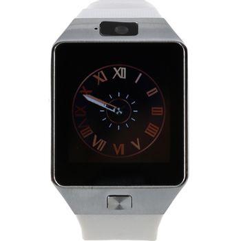 star-rush-smartwatch-carcasa-argintie-si-curea-silicon-alba--54022-434