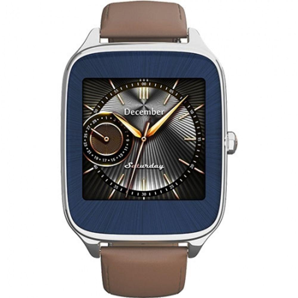 asus-zenwatch-2-smartwatch-argintiu-si-curea-piele-crem--57110-757