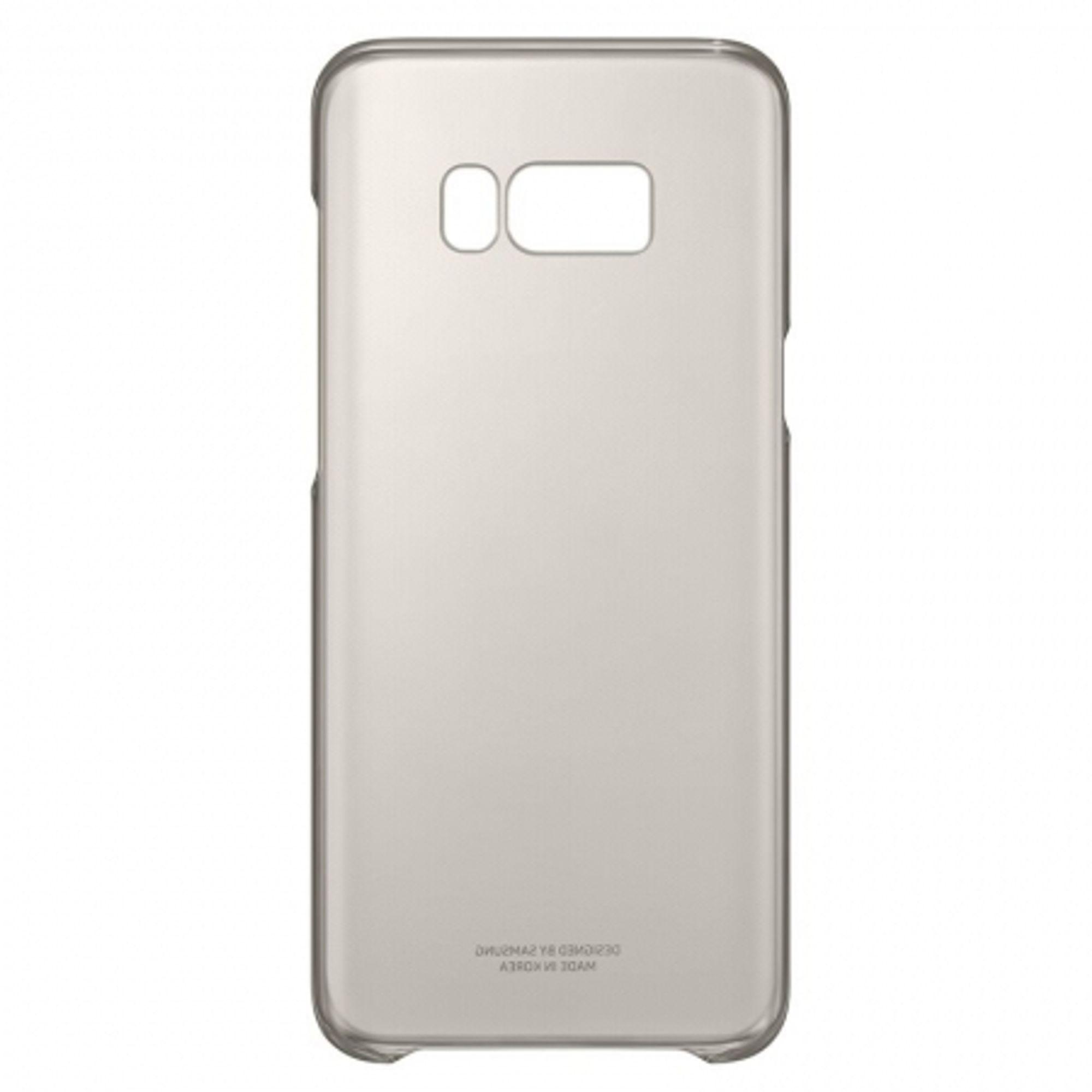 3a923c29955 Samsung Husa Capac Spate pentru Samsung Galaxy S8 Plus, Auriu - F64 ...