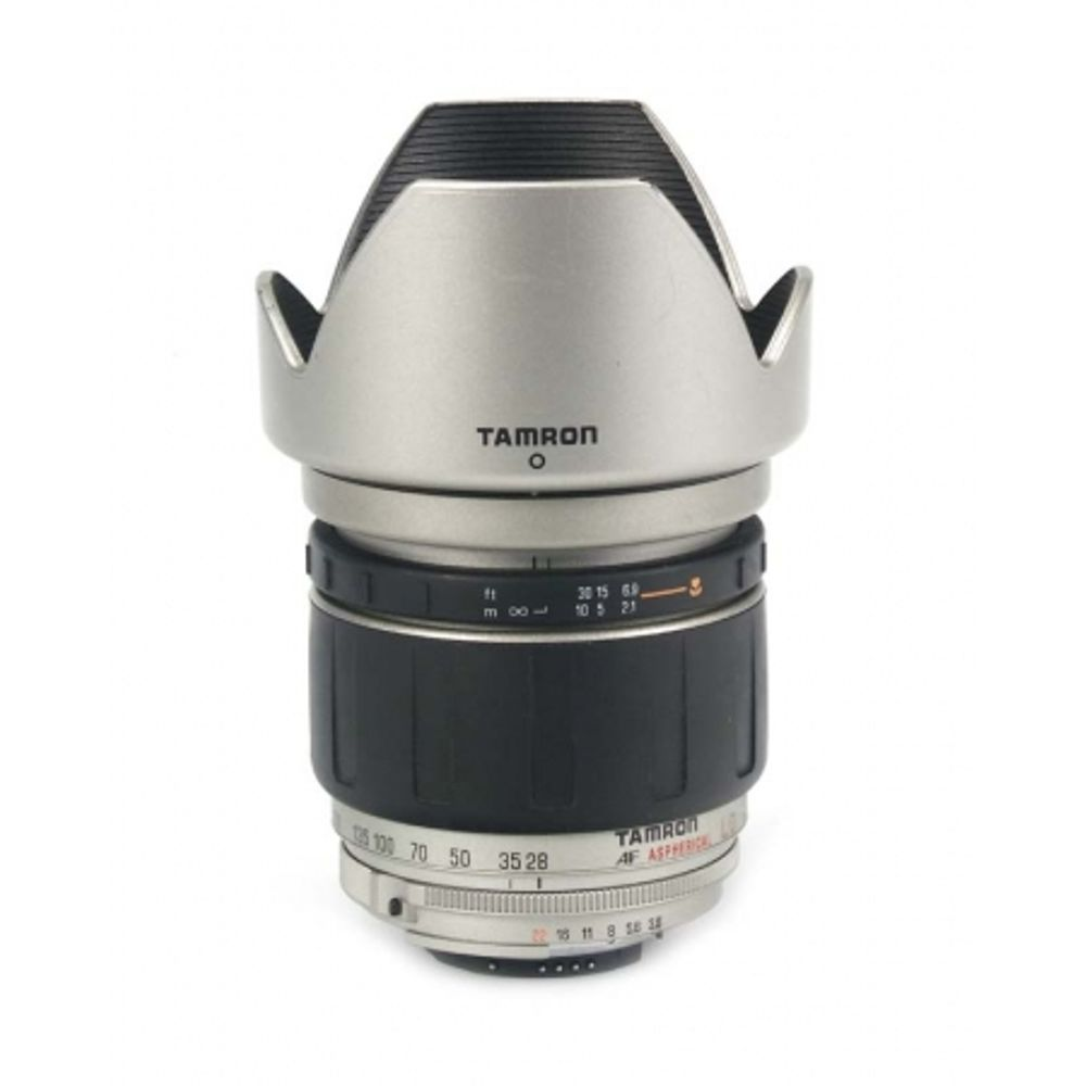 tamron-af-28-200mm-aspherical-ld-if-macro-silver-pentru-nikon-af-6569
