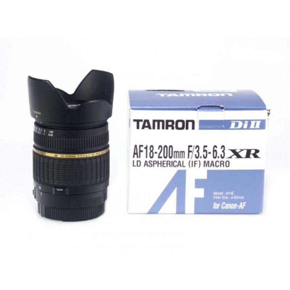 tamron-af-18-200mm-f-3-5-6-3-xr-ld-aspherical-if-macro-pentru-canon-eos-6575