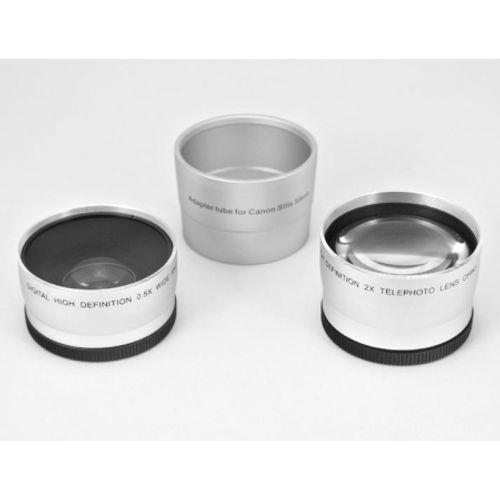 set-adaptor-filtre-lentile-conversie-pe-canon-s2-is-obiectiv-wide-0-5x-58mm-obiectiv-tele-2x-58mm-pentru-canon-powershot-s2-is-6937