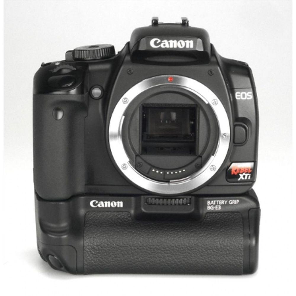 canon-rebel-xti-black-eos-400d-kit-10-mpx-3-fps-lcd-2-5-inch-grip-canon-bg-e3-acumulator-suplimentar-7514