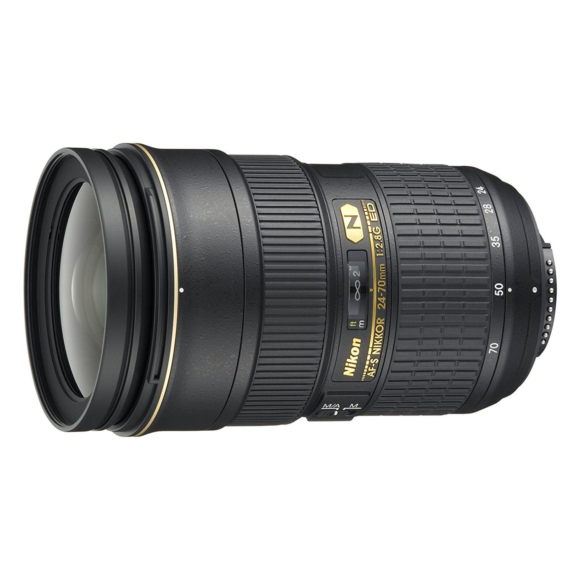 Nikon Af S Nikkor 24 70mm F28g Ed F64 Studio
