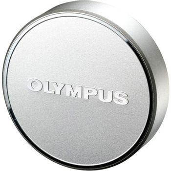 olympus-lc-48b-capac-obiectiv-pentru-m-zuiko-digital-17mm-1-1-8--argintiu-54656-332
