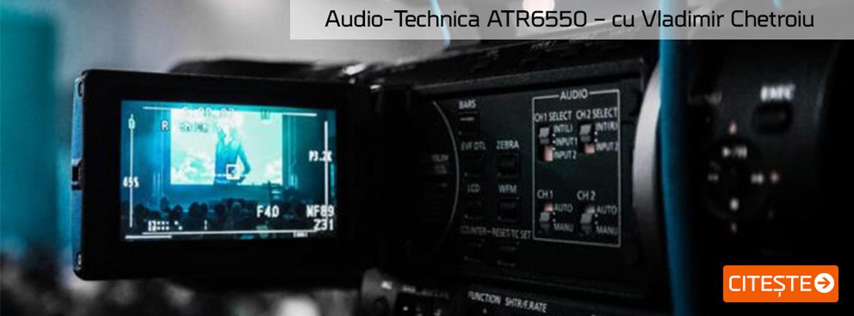 Audio tehnica cu vladimir chetroiu