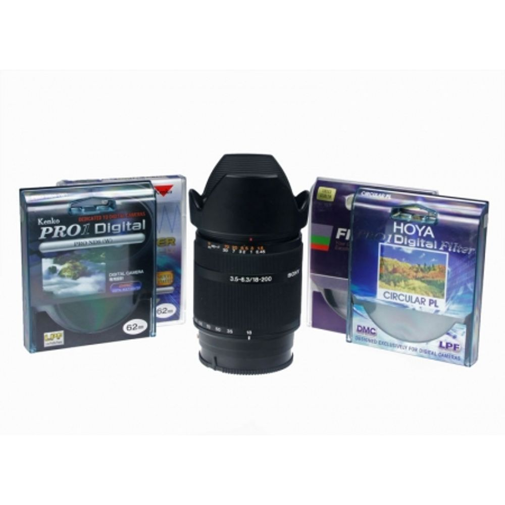 sony-sal-18-200mm-f-3-5-6-3-dt-aspherical-pentru-aparate-sony-minolta-4-filtre-hoya-kenko-bonus-8516