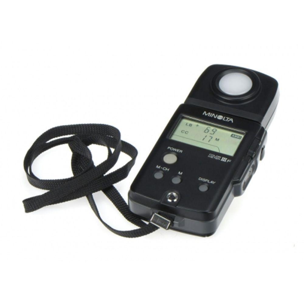 colorimetru-profesional-pentru-determinarea-temperaturii-de-culoare-minolta-iii-f-9310