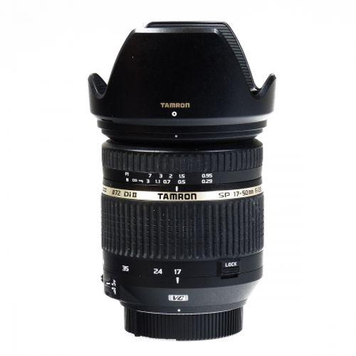 tamron-sp-af-s-17-50mm-f-2-8-xr-di-ii-ld-vc-if-aspherical-pentru-nikon-sh3975-3-25516