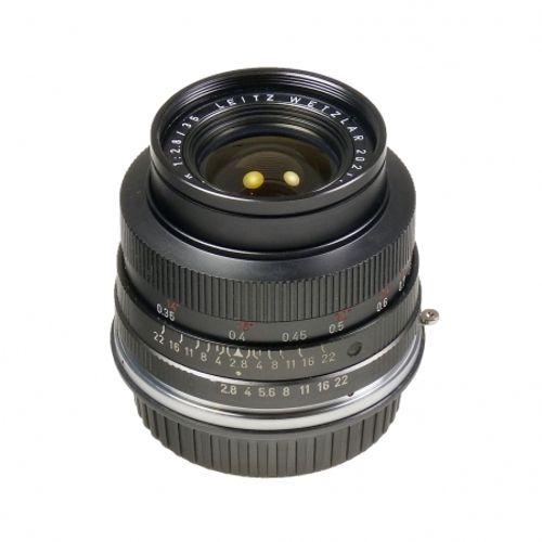 leica-elmarit-r-35mm-f-2-8-cu-adaptor-canon-eos-sh5617-2-40969-840