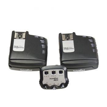2-x-pocketwizard-flextt5-transceiver-radio-pentru-nikon-i-ttl-pocketwizard-ac3-zonecontroller-pt-nikon-sh5715--41902-231