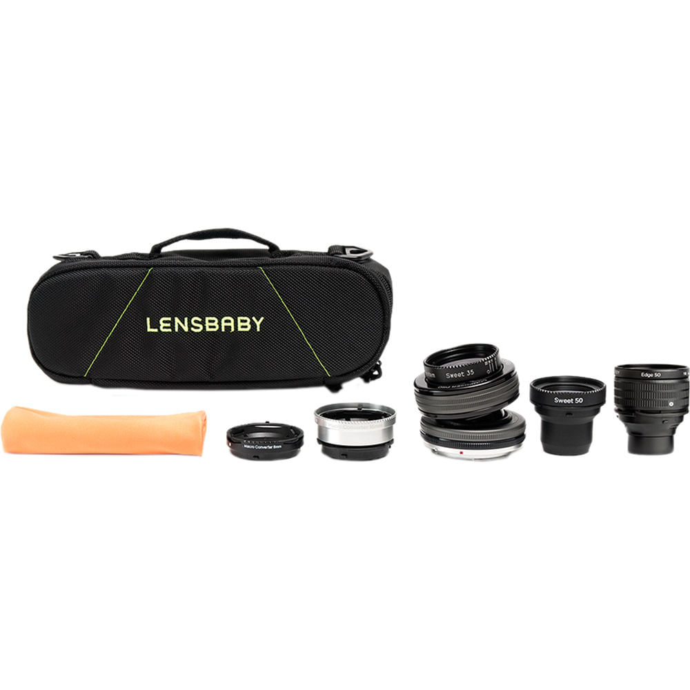 Lensbaby-Composer-Pro-II-Optic-Swap-Kit-3-Obiective-Foto-DSLR-pentru-Nikon-F