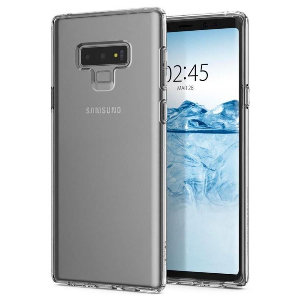 Spigen Liquid Crystal Husa Telefon Pentru Samsung Galaxy Note 9 Transparenta