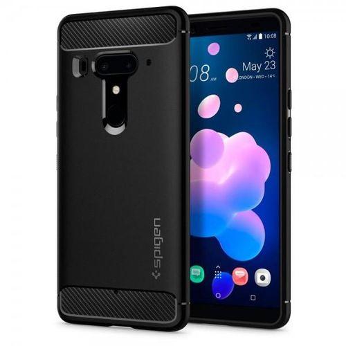 Spigen Rugged Armor Husa Telefon Pentru  HTC U12 Plus Negru